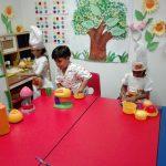 Nursery and Kindergarten Tamil class