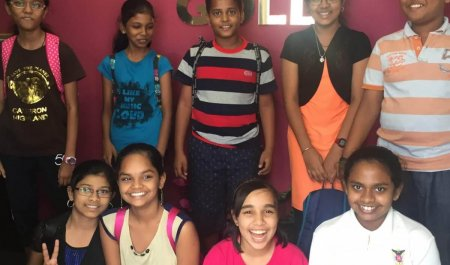 Primary 1 to 6 Tamil tuition classes