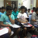 Secondary Higher Tamil class